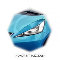 Реснички Стеклопластик HONDA FIT JAZZ