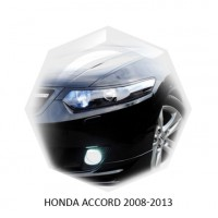 Реснички Стеклопластик HONDA ACCORD 08-13