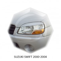 Реснички Стеклопластик SUZUKI SWIFT 00-04